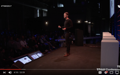 Paul Austin on Microdosing | TNW Conference 2017