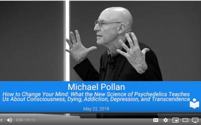 Michael Pollan's Google Talk