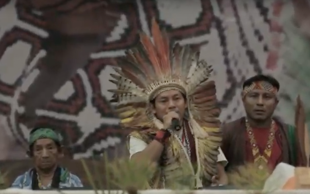 Largest Ayahuasca Conference
